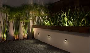 Landscape Up Lights Naturescape Design Outdoor Lighting Adds Safety