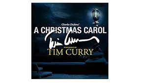 free a carol a signature performance by tim curry