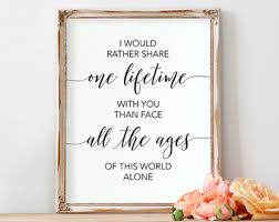 wedding quotes lord of the rings inspirational lord of the rings quote print digital