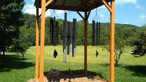 giant wind chimes youtube