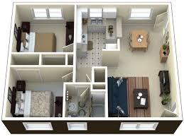 Two Bedroom Apartment Design Ideas 2 Bedroom Apartment 2 Bedroom 1 Bath Apartment Euclid Apartments
