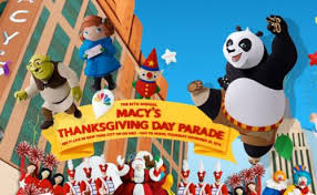 live broadcast of macy s thanksgiving parade 2017 in usa nbc