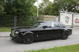 rolls royce 2016 interior next generation rolls royce phantom interior spied for the first