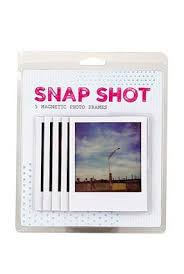 magnetic picture frames turn any photo into a polaroid popsugar tech