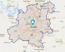 Austin Texas Zip Code Map by Austin Tx Maid Service And House Cleaning Morehands