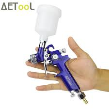 Car Paint Spray Guns Sat1049 Professional High Quality Pneumatic Air Spray Paint Gun