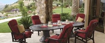 Patio Table Accessories Oc S Best Patio Furniture And Accessories Cbs Los Angeles