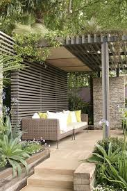 Garden Pagoda Ideas Luke Barklamb Contemporary Pergola And Decking Garden Design In