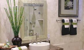 bathroom bath accessories beautiful bamboo bathroom accessories
