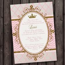 Royal Wedding Invitation Card Royal Princess Party Invitations Tons To Choose From Free