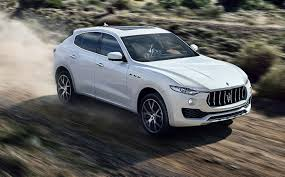 maserati london the clarkson review 2017 maserati levante diesel suv