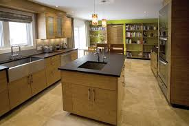 bamboo kitchen cabinets reviews exciting kitchen island with cozy