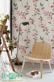 102 best products images on pinterest paradise adhesive vinyl forget me not red and white pattern wallpaper removable wallpaper red and