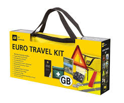 aa euro travel kit for driving in france and europe amazon co uk