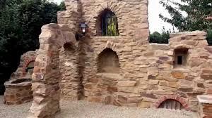 gartenmauer mit dem charme einer ruine teil 2 youtube