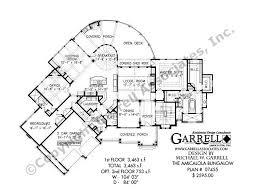 amicalola bungalow ii house plan active house plans