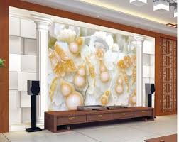 Wall Murals 3d Online Buy Wholesale 3d Window Wall Murals Wallpaper From China 3d