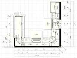 house plan kitchen excellent u shaped kitchen plans floor small