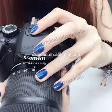 nail chrome powder mirror effect powder pigment nail organic