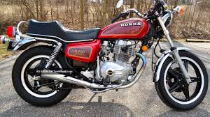honda cm 400 a motorcycle my first bike in 81 cat u0027s too i guess