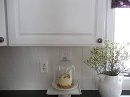 Kitchen Backsplash Alternatives by Chalk Paint On Tile Floors Paint Tile Floor Before And After Best