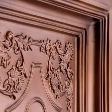 Tin Ceiling Panels by Best 25 Faux Tin Ceiling Tiles Ideas On Pinterest Ceiling Tiles