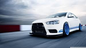 mitsubishi evo custom mitsubishi lancer evolution custom wallpaper