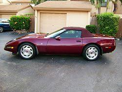 84 corvette value chevrolet corvette c4