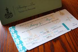 Boarding Pass Wedding Invitations Boarding Pass Invitation Template Best Template Collection