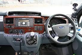 Ford Transit Interior Ford Transit 2007 Van Interior Upgrades Ford Transit Van