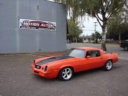 1970 camaro value 1978 chevrolet camaro for sale carsforsale com