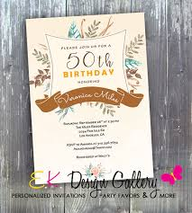 e k design gallary birthday party invitations graduation