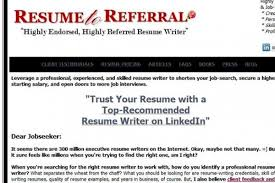 Best Resume Writer Services by Best Resume Writing Service 2015