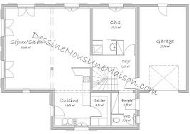 plan de maison a etage 5 chambres plans gratuits de maisons avec cuisine ouverte américaine