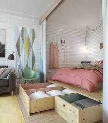 wohnideen schlafzimmer abgeschrgtes wohnideen kleines zimmer modernise info