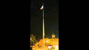 Flag Pole Light Ravenna Flagpole Lighting Iphone Movie Youtube