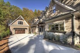 garage exterior designs garage craftsman with gable roof white