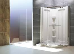 Mirolin Shower Door Sorrento 38 Front One Mirolin