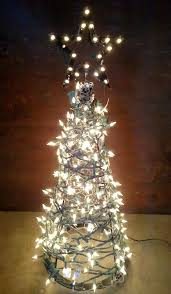 Mini Outdoor Lights - do it yourself mini outdoor christmas tree