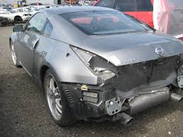 nissan 350z quarter panel replacement 2004 nissan 350z parts car stk r6280 autogator sacramento ca