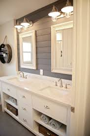 Types Of Bathroom Vanities by 10 Bathrooms That Rock A Shiplap Treatment Construction Barn
