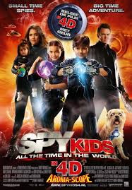 ver spy kids 4: all the time in the world