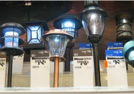 solar landscape lights home depot get solar landscape lighting