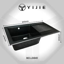 Acrylic Sinks List Manufacturers Of Acrylic Solid Quartz Kitchen Sink Buy
