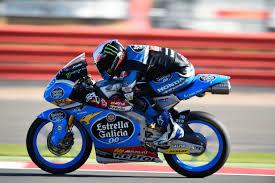 honda gbr motogp moto3 silverstone qualifying results results crash