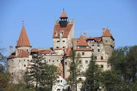 Dracula S Castle Bran Bran Romania