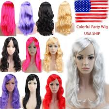 red wigs for halloween online get cheap halloween costume red wig aliexpress com