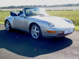 porsche 911 convertible 2005 porsche 911 993 3 6 carrera cabriolet manual nick whale sports