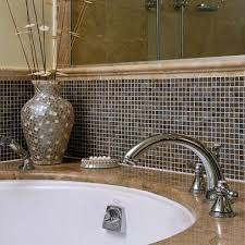 Backsplash Bathroom Ideas by 17 Best Bathroom Sink Tops Images On Pinterest Bathroom Ideas