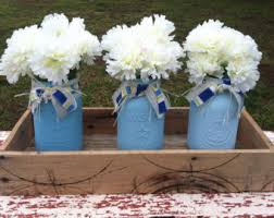 Wooden Centerpiece Boxes by Mason Jar Box Etsy
